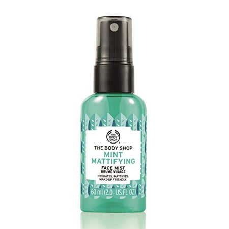 The Body Shop Mint Mattifying Face Mist, 2 Fl Oz (Vegan) - image 1 of 1