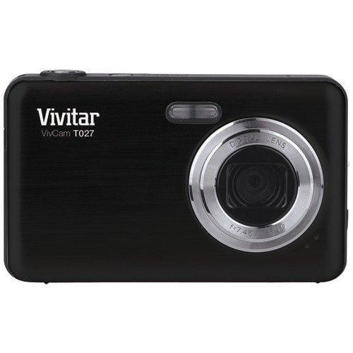 Vivitar VT027BLACK 12.1 Mp Digital Camera