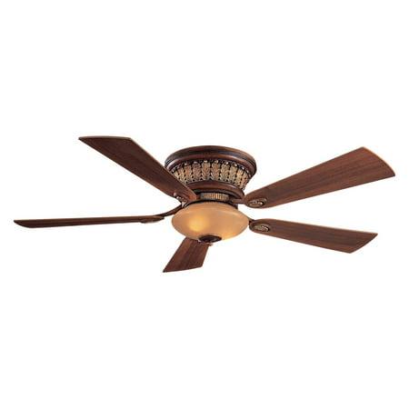- Minka Aire F544-BCW Calais 52 in. Indoor Ceiling Fan - Belcaro Walnut