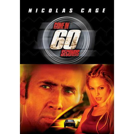 Gone in 60 Seconds (Vudu Digital Video on - Halloween In 60 Seconds