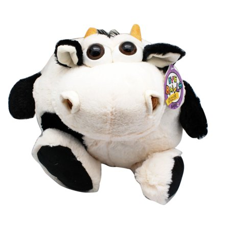 Cow Eye - Eye Balls Grazer Oversized Eyes Cow Plush Toy - By Ganz (10in)
