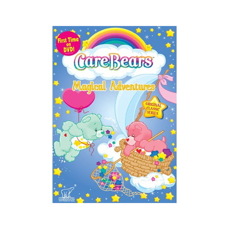 Care Bears: Magical Adventures (DVD) (A Magical Halloween Adventure Dvd)