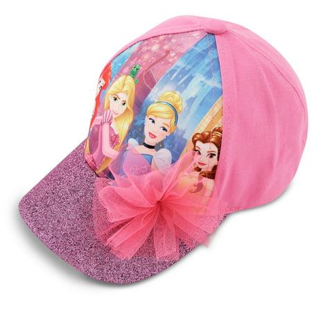 Disney - Disney Princess Cotton Baseball Cap f71df7c1a36