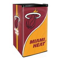 Miami Heat 32.5'' x 17'' x 19'' Counter Top Refrigerator - No Size