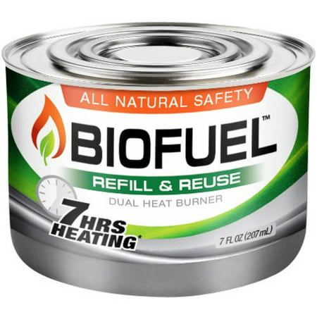 Biofuel Appliances - BioFuel Cans, 7 oz