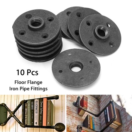 Integral Flange - 10Pcs 1/2
