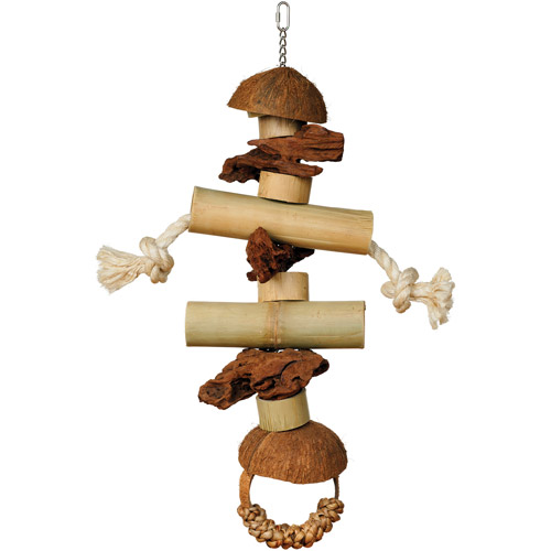 Prevue Pet Products Naturals Gorilla Bird Toy