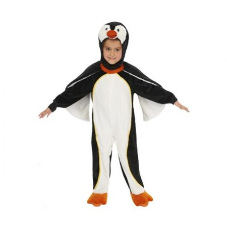 Just Pretend Kids JPTOA-PGN-H13-12 Penguin Costume, Small, 1T-2T