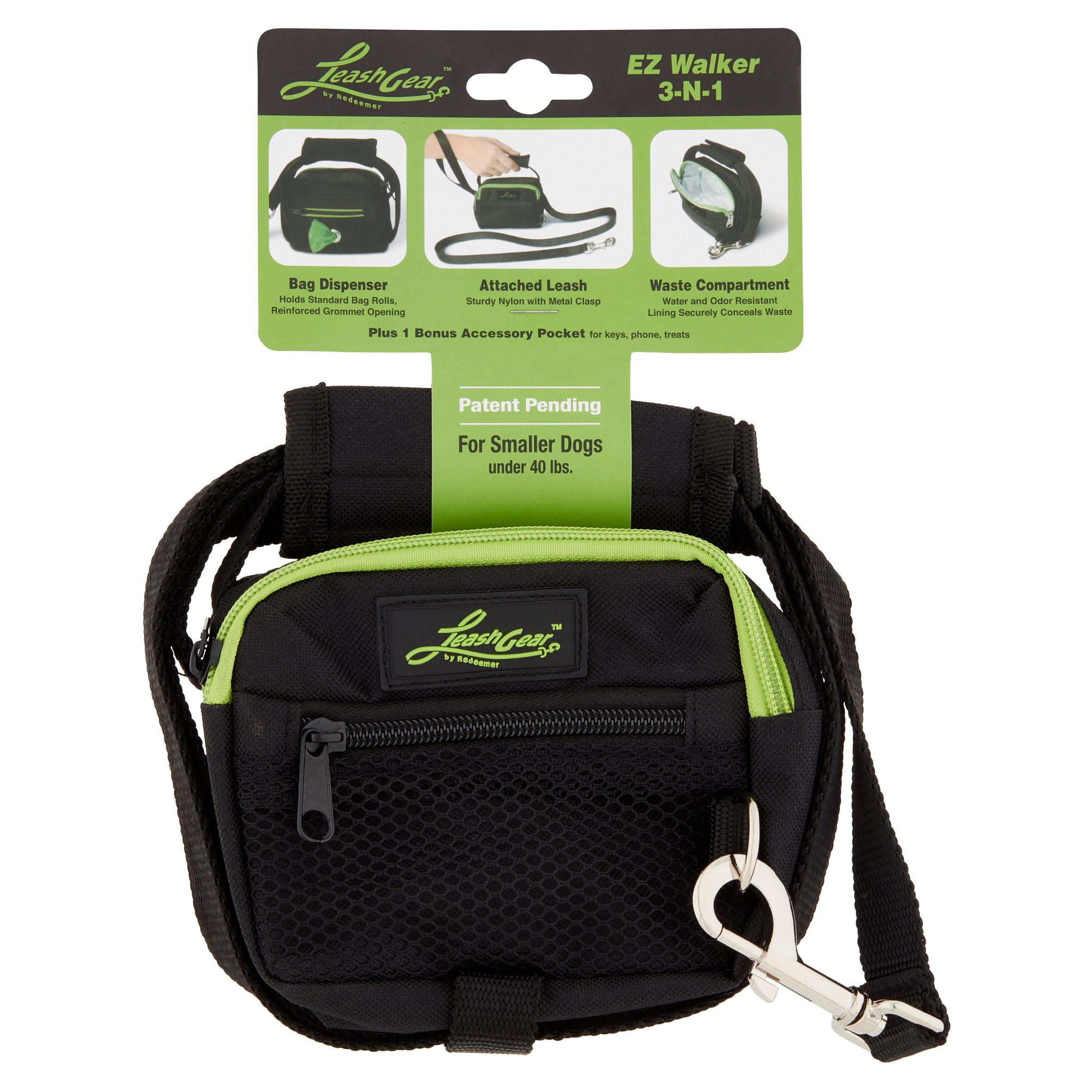 Leash Gear EZ Walker 3-N-1 for Smaller Dogs Under 40 lbs