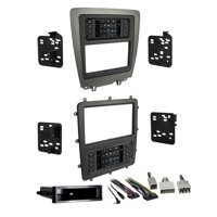 Ford Mustang 2010-2014 - TurboTouch Radio Installation Kit