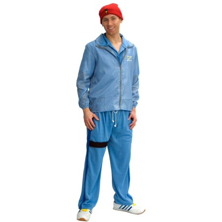Life Aquatic Captain Deluxe Costume Adult Standard