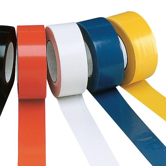 "U.S. Coach Supply 2"" Gym Floor Tape (White)"