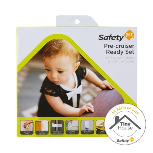 Safety 1�ᵗ Pre Cruiser Ready Set, White by Safety 1%CB%A2%E1%B5%97%C2%AE
