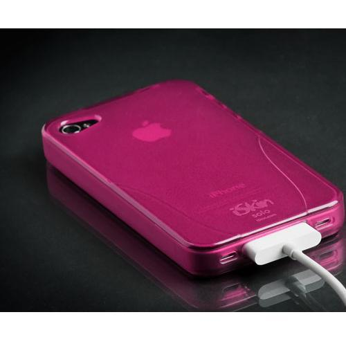 Solo Case iPhone 4/4S - Cosmo Pink