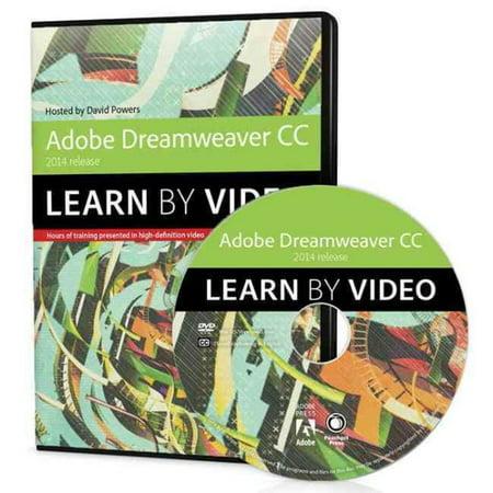 Adobe Dreamweaver CC: Learn by Video | Peachpit