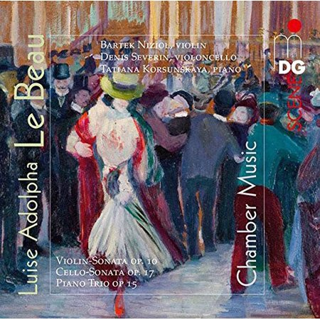 Niziol, Bartek Severin, Denis Korsunsk - Le Beau: Chamber Music - Music D'halloween Le Film