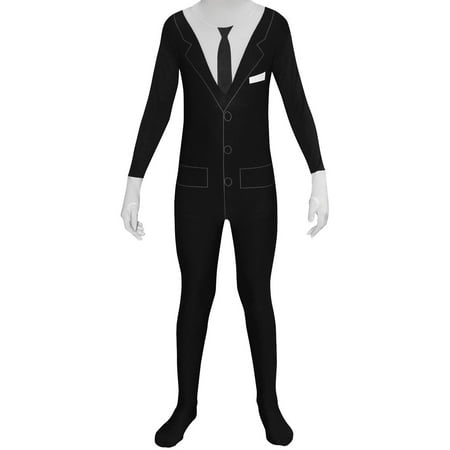 Boys Slenderman Morphsuit