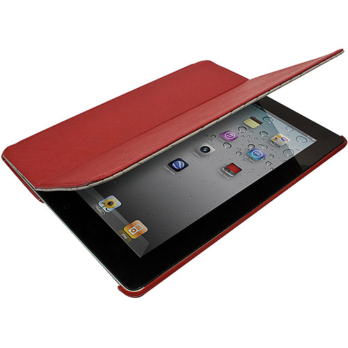 At&t Folio Booklet Case For New Ipad And