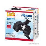 LaQ Marine World - Mini Orca LAQ002938 by LaQ Blocks
