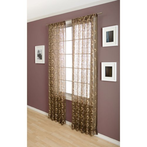 Softline Zibra Window Curtain Panel