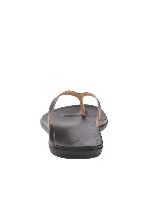 OluKai Ho'opio Leather Women's Thong Sandals 20290-LB40