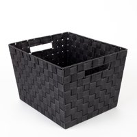 Mainstays Woven Medium 3 Piece Storage Bin Set
