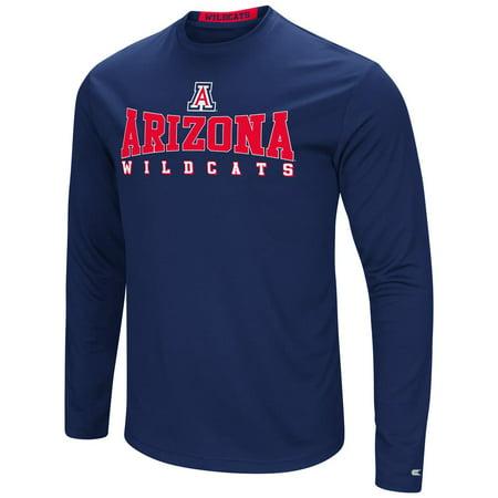 Arizona Wildcats T-Shirt Performance Long Sleeve (Arizona Wildcats Pool)