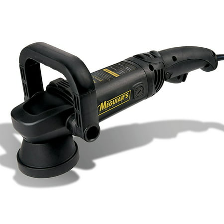 - Meguiar's MT300 Dual Action Variable Speed Polisher
