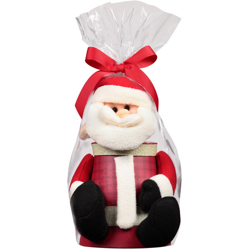 Festive Friends European-Style Biscuits & Fruity Hard Candy Gift Set (Design will vary)