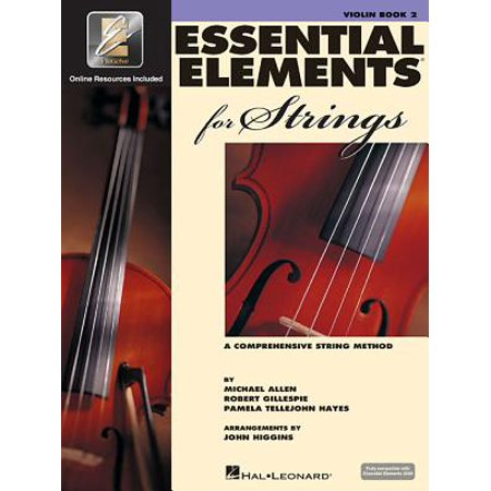 Essential Elements for Strings - Book 2 with Eei : Violin