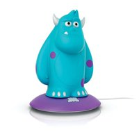 Philips Disney Monsters Inc. Sulley Soft Pals Kid Portable Nightlight Friend