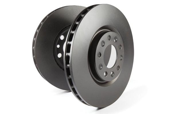 EBC Brakes RK7498 RK Series Premium OE Replacement Brake Rotor