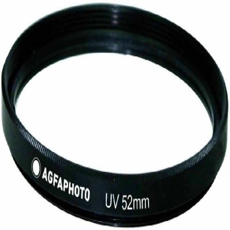 AGFA 52mm Digital Multi Coated Ultra Violet (UV) Filter (Protector) APUVF52 by Agfa