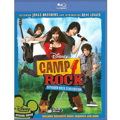 Camp Rock Extended Rock Star Edition (Blu-ray)