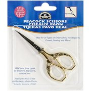 Best Embroidery Scissors - DMC 61253 Peacock Embroidery Scissor, 3 ¾ inches Review