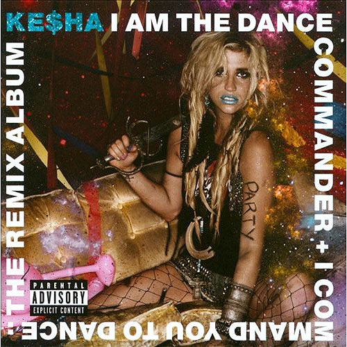 I Am The Dance Commander   I Command You To Dance: The Remix Album  (Explicit)
