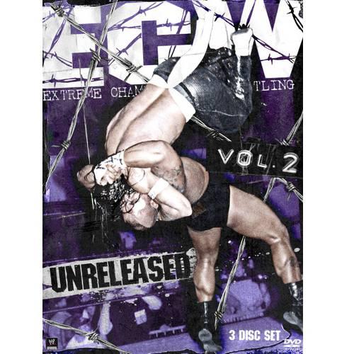 ECW: Unreleased Vol. 2