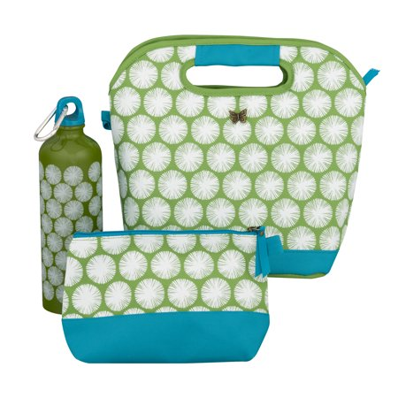 The Pioneer Woman Insulated Lunch Bag And Water Bottle 1 0 Ct