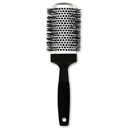 Creative Hair Brushes Aluminum Barrel Ultra Lightweight Static Free, Jumbo, 3 Inch