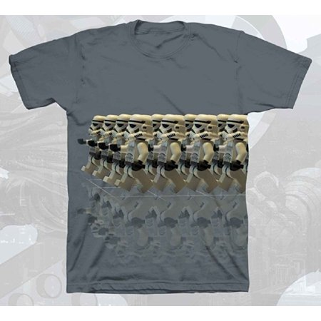 Isaac Morris Lego Star Wars T-Shirt - Marching StormTroopers, Boys/Little Boys, 100% Cotton - Buy Stormtrooper