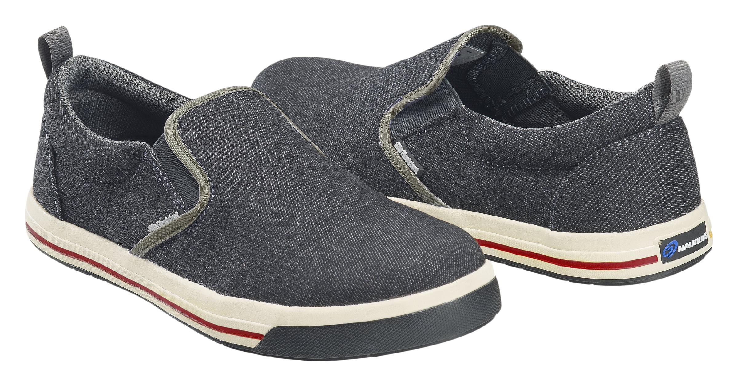 Nautilus Safety Footwear Women S Safety Slip On Casual Safety Toe Shoe Walmart Com Walmart Com