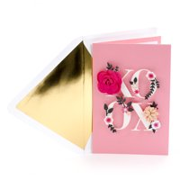 Hallmark Signature Valentine's Day Card (XOXO)