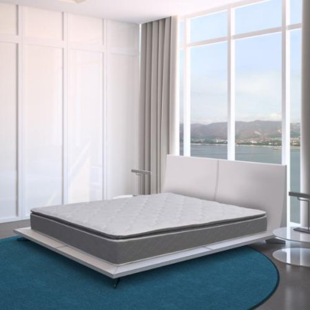 Blissful Journey Rv Pillowtop Short Queen Size Innerspring Mattress