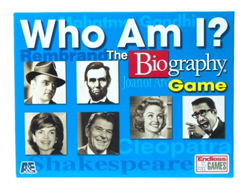 Who Am I? The Biography Game By Endless Games by