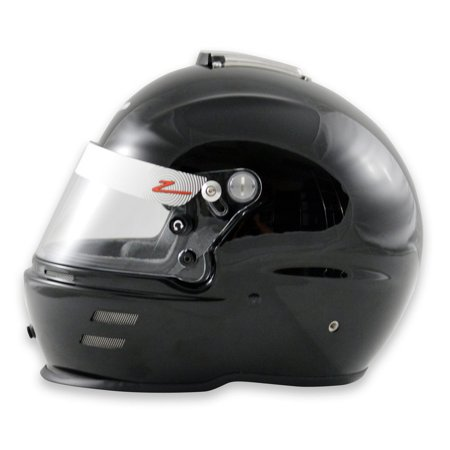 Zamp RZ-40 Kevlar Mix Snell SA2015 Helmet Mix Gloss Black X-Large H745003XL
