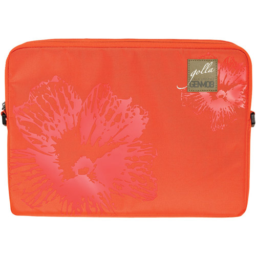 "GOLLA G1297 Goldie Sling Sleeve (Fits notebooks with up to 14"" screens; Orange)"