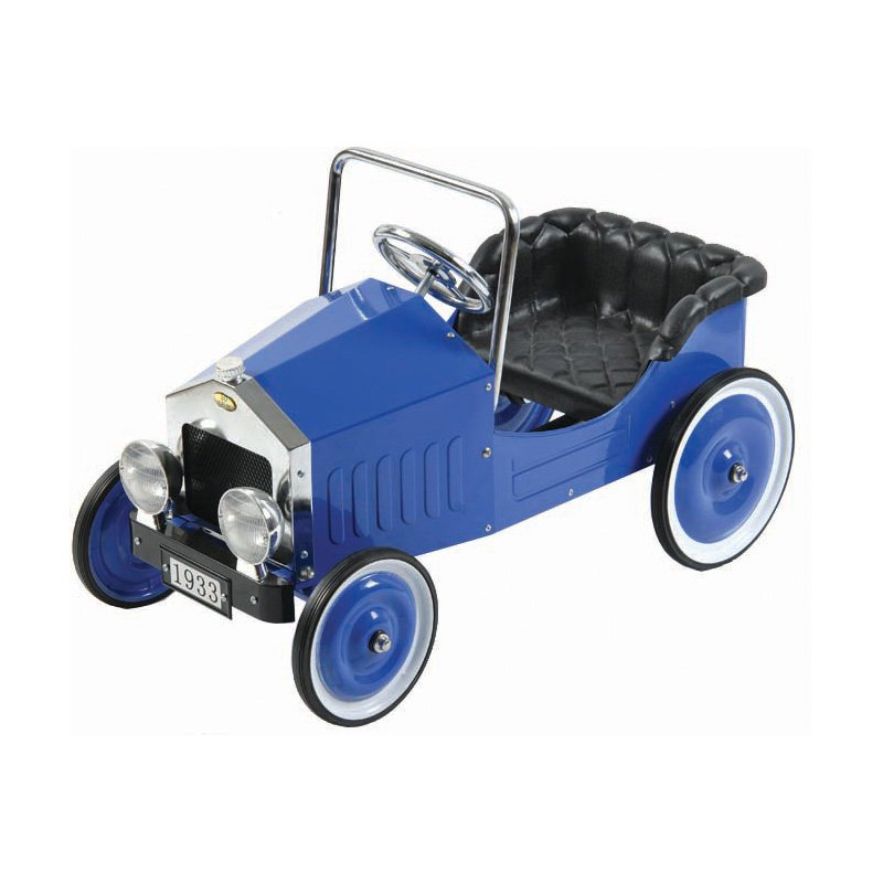 Blue Voiture Pedal Car by Dexton Kids