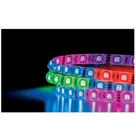 Monster Illumination Sound-Activated LED Mood Light Strip (65 In.) ()