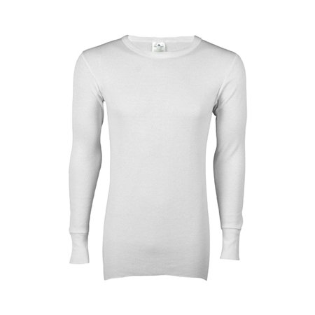 Indera Heavyweight Cotton Knit Thermal Long Underwear (Thermal Knit Tee)
