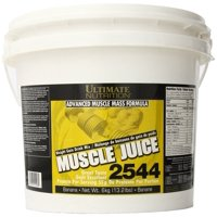 Product Image Ultimate Nutrition Muscle Juice 2544, Banana, 13.2 Pound